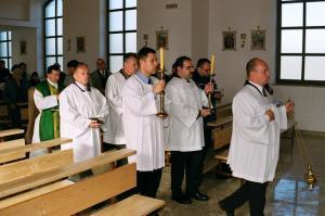Msza niedzielna w Gdyni