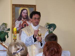Msza św. i wykład w Gorzowie Wlkp.