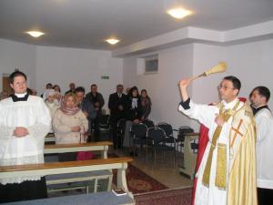 Druga rocznica konsekracji kościoła