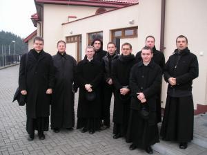 Wizyta seminarzystów z Zaitzkofen