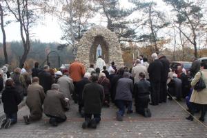 Grota Matki Bożej z Lourdes