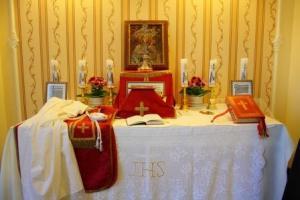 Msza św. w Dobrym Mieście