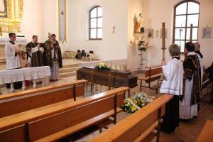 Pogrzeb Ś.P. Janusza Królikowskiego - 20.10.2017