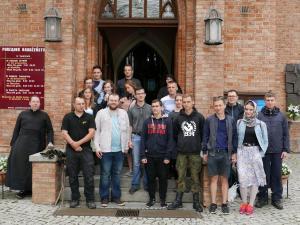 Wycieczka Młodzieży Gdyńskiego Przeoratu - 07-09.07.2017