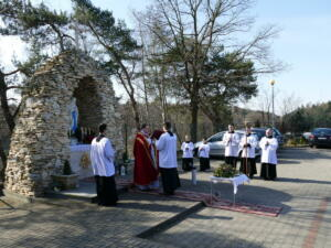 Niedziela Palmowa, ceremonie i kiermasz, 14.04.2019
