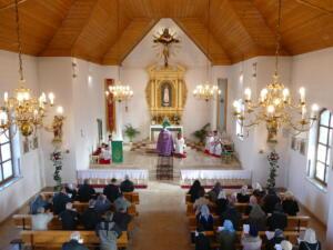 Procesja błagalna za Synod 11-10-2019