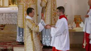 Msza święta na św.Piusa X - 3.9.2020