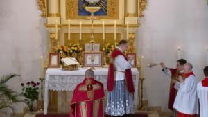 Msza święta z asystą wyższą, 29_06_2021 Śś. Piotra i Pawła, Apostołów